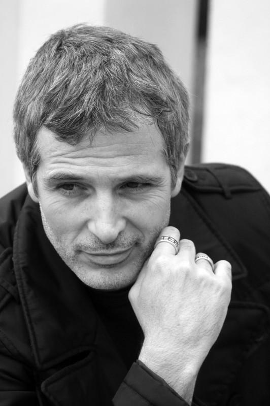 Raffaele Buranelli, foto dell'attore.