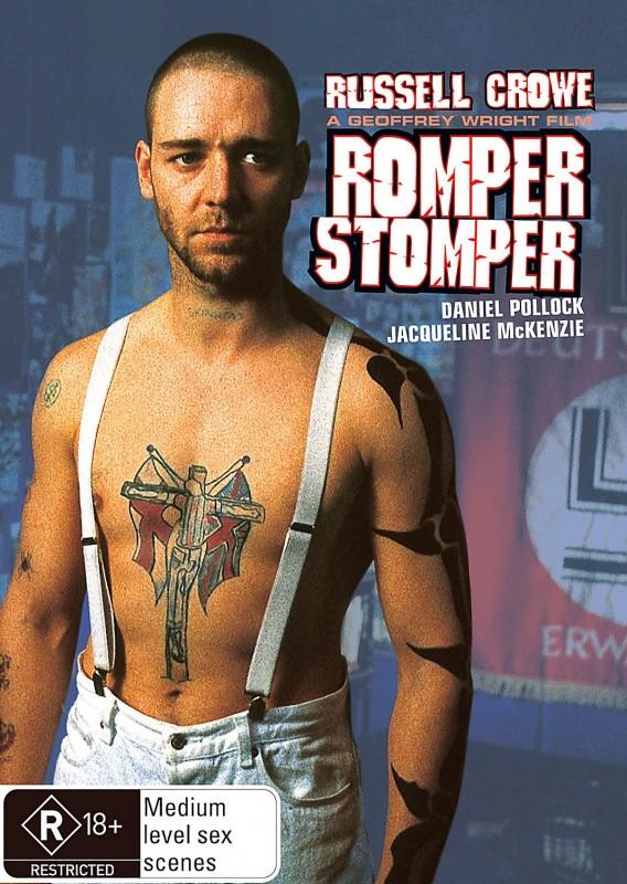 Romper Stomper: locandina del film