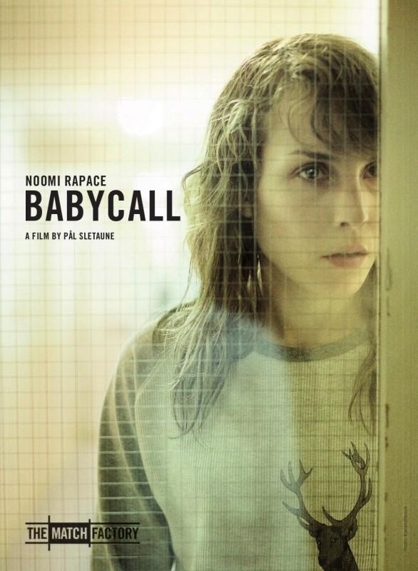 Babycall: la locandina originale del film