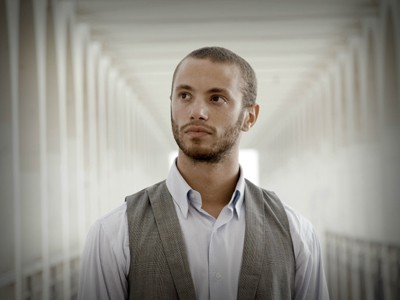 Josafat Vagni: una foto dell'attore.