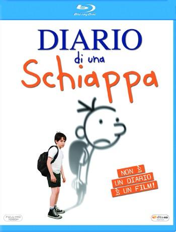 La copertina di Diario di una schiappa (blu-ray)