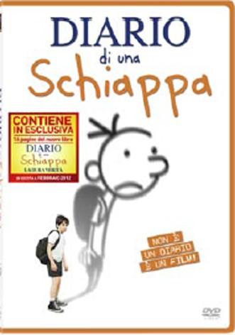 La copertina di Diario di una schiappa (dvd)