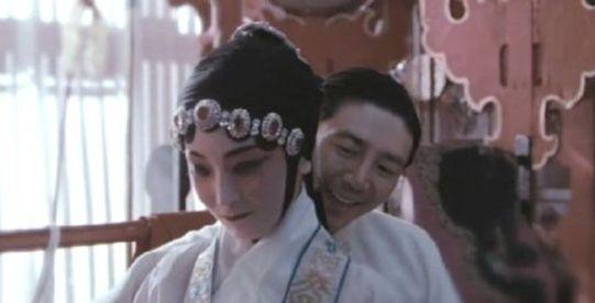 The Locked Door: una sequenza del film cinese