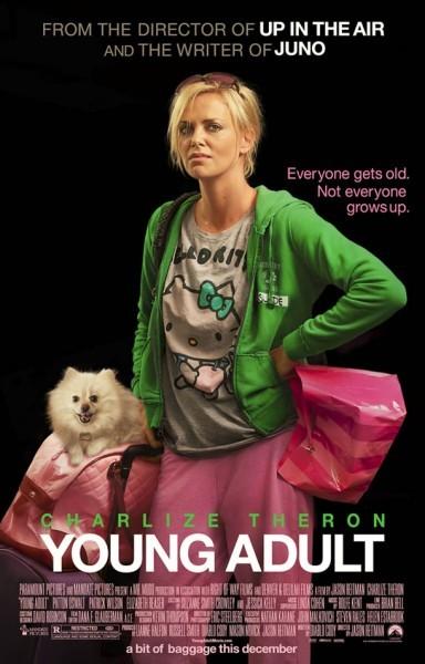 Young Adult: ecco una nuova locandina esplicativa del mood del film