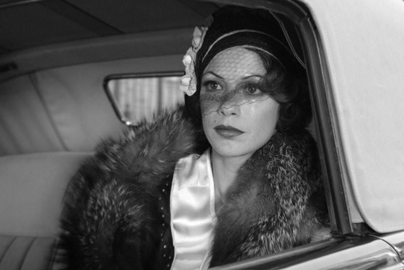 Bérénice Bejo in una scena del film The Artist