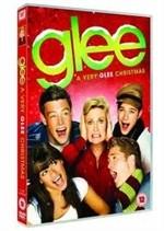 La copertina di Glee - Canzoni sotto l'albero (dvd)