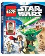 La copertina di Lego Star Wars - La minaccia Padawan (blu-ray)