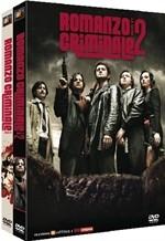 La copertina di Romanzo criminale - La serie - Stagione 1+2 (dvd)