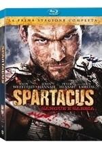La copertina di Spartacus: sangue e sabbia - Stagione 1 (blu-ray)