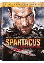 La copertina di Spartacus: sangue e sabbia - Stagione 1 (dvd)