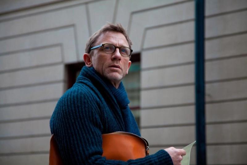 Millennium - Uomini che odiano le donne: Daniel Craig in una scena del film
