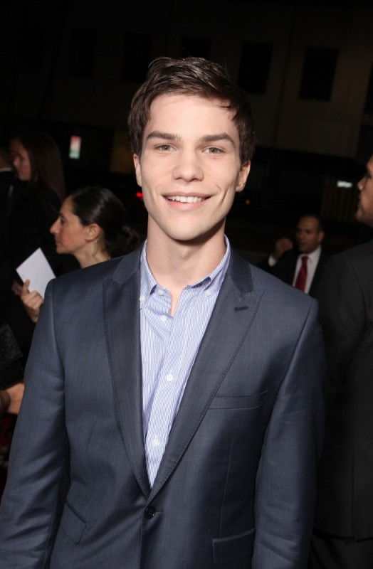 The Descendants: Nick Krause alla premiere del film all'Academy of Motion Picture Arts and Sciences
