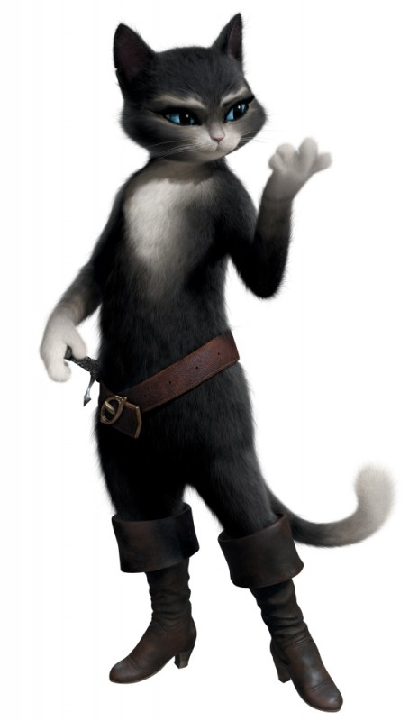 Il gatto con gli stivali: Kitty zampe di velluto, la gattina doppiata da Salma Hayek