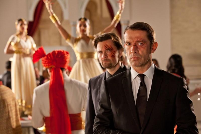 Vladimir Mashkov in una scena di Mission: Impossible - Protocollo Fantasma