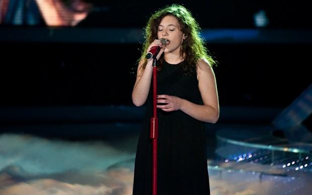 X-Factor 5: Francesca Michielin canta Someone like you nella prima puntata