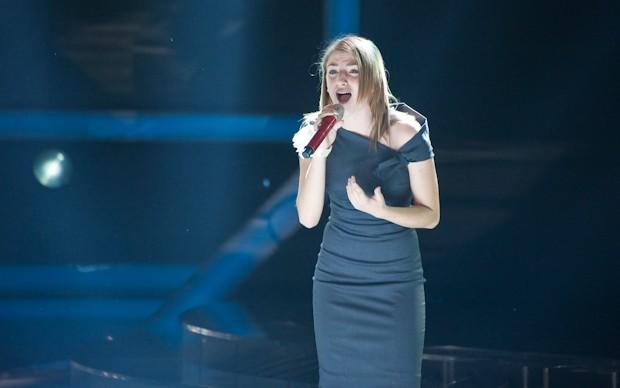 X-Factor 5: Nicole Tuzii canta And I'm telling you I'm not going nella prima puntata