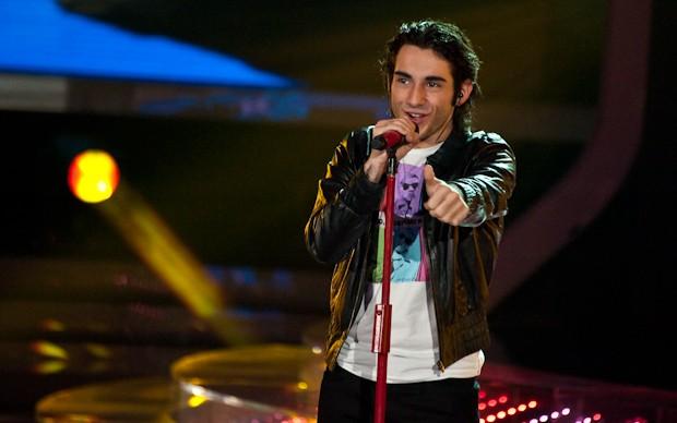 X-Factor 5: Valerio De Rosa canta Misfit nella prima puntata