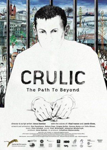 Crulic - The Path to Beyond: la locandina del film