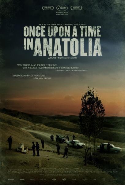 Once Upon a Time in Anatolia: ecco la prima locandina