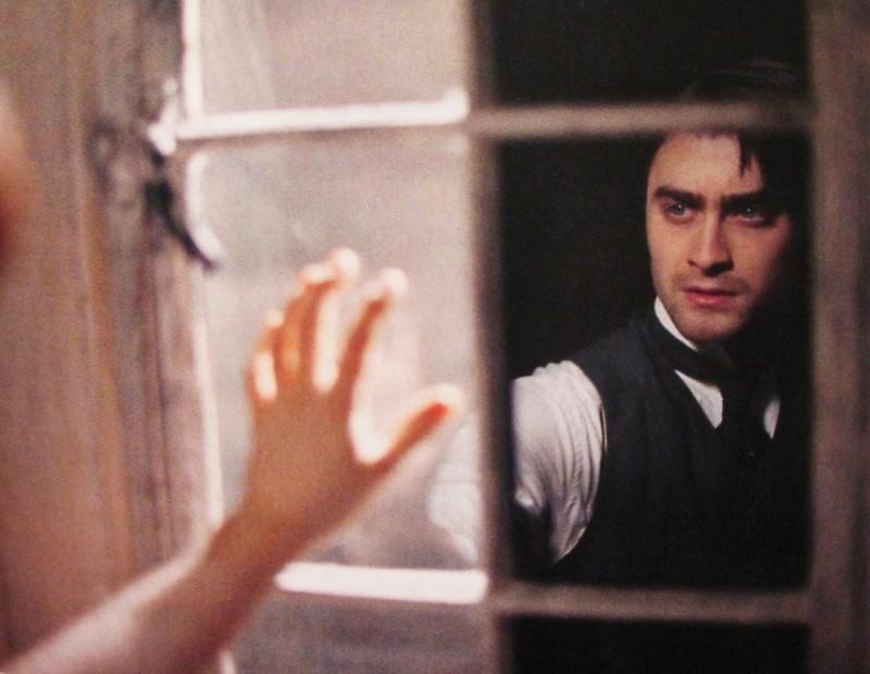 Daniel Radcliffe alle prese con il thriller in costume The Woman in Black