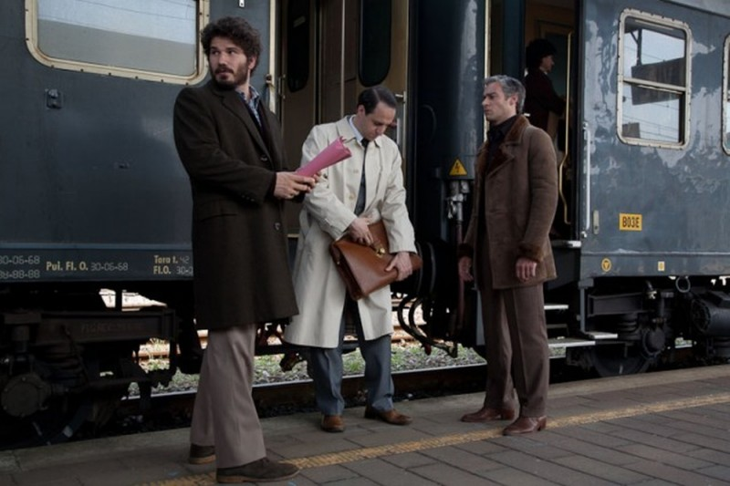 Romanzo di una strage: una scena del film di Marco Tullio Giordana