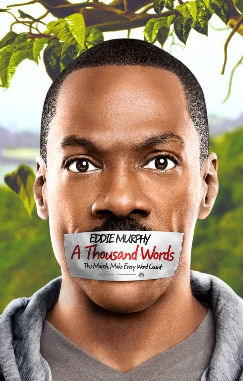 A Thousand Words: teaser poster