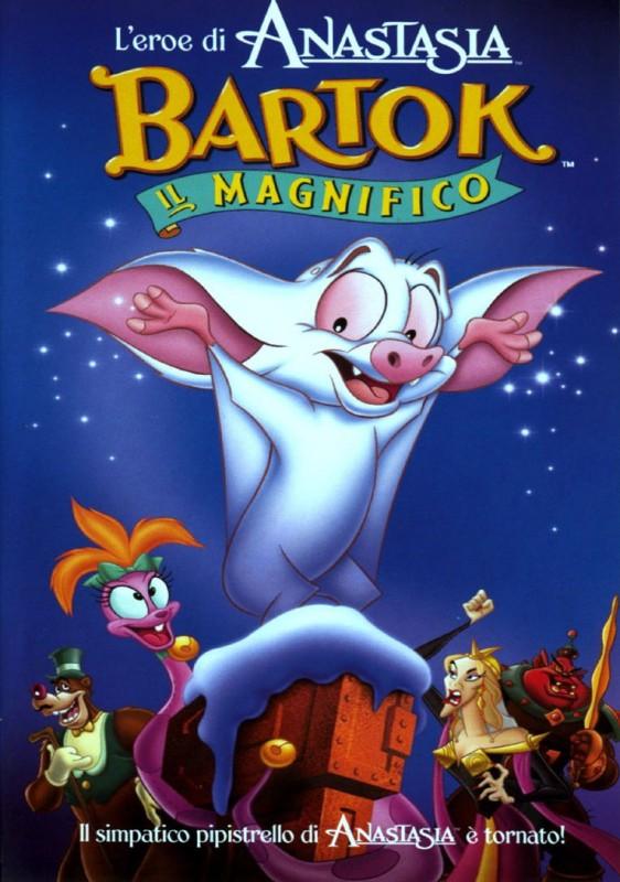 Bartok il magnifico: la locandina del film