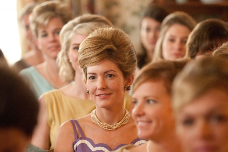 Kathryn Stockett in una scena di The Help