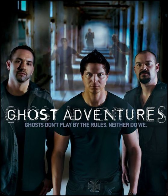 La locandina di Ghost  Adventures