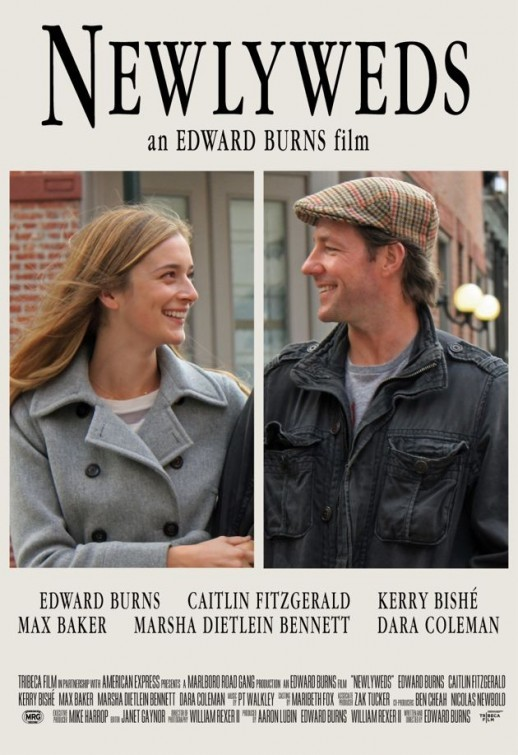 Newlyweds: la locandina del film