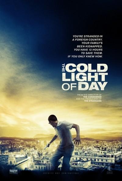 The Cold Light of Day: una locandina del film