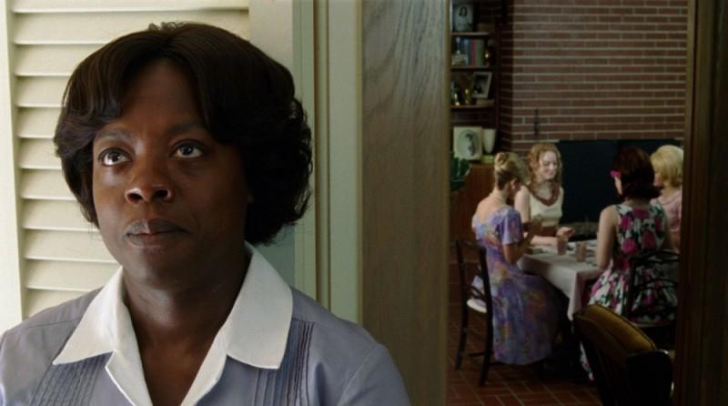 Viola Davis in una scena di The Help