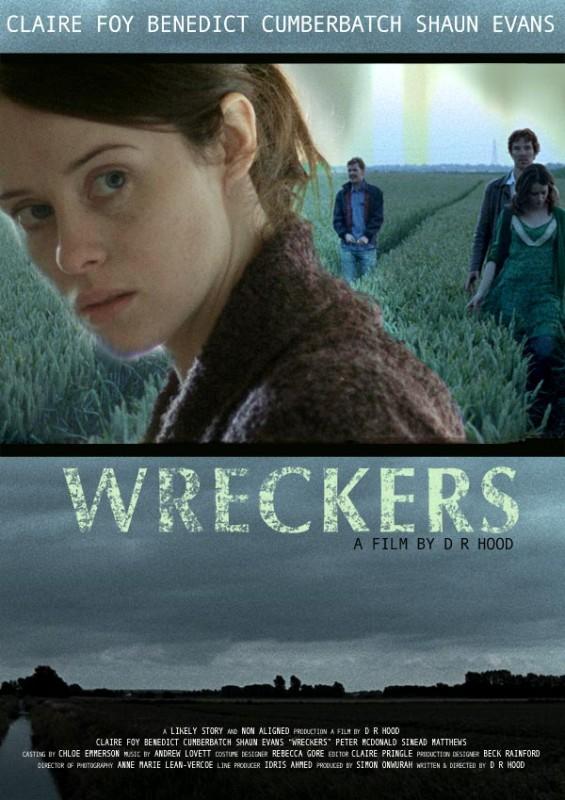 Wreckers: la locandina del film