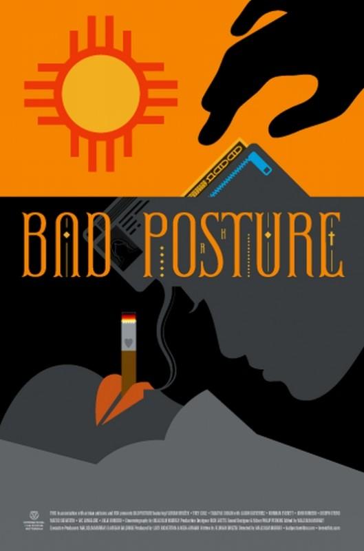 Bad Posture: la locandina del film
