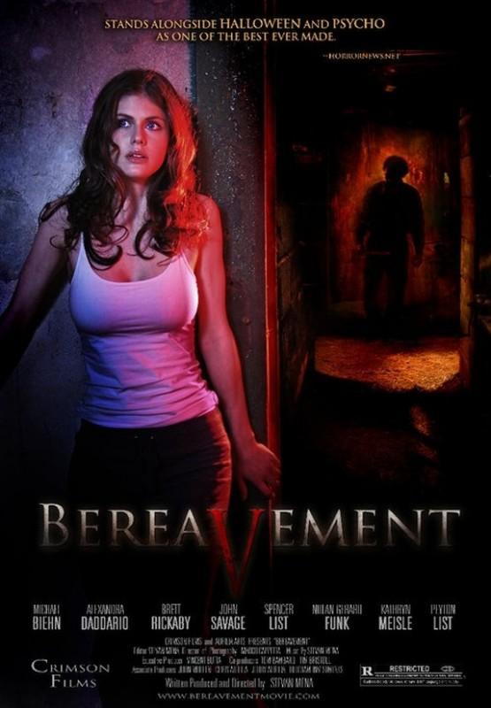 Bereavement: la locandina del film