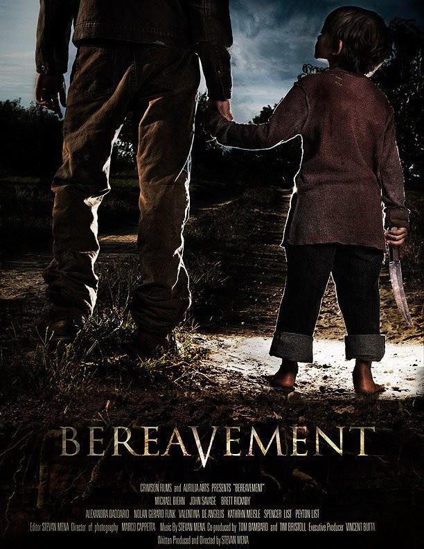 Bereavement: una locandina del film