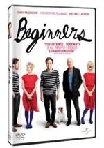 La copertina di Beginners (dvd)