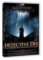 La copertina di Detective Dee e il mistero della fiamma fantasma (dvd)