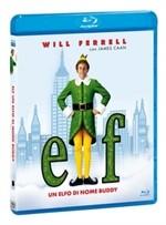 La copertina di Elf - Un elfo di nome Buddy (blu-ray)