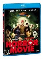 La copertina di Horror Movie (blu-ray)