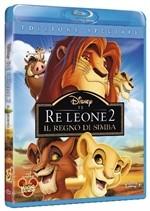 La copertina di Il re leone 2: il regno di Simba (blu-ray)