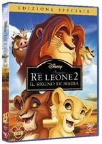 La copertina di Il re leone 2: il regno di Simba (dvd)
