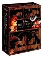 La copertina di Il re leone - La trilogia (dvd)