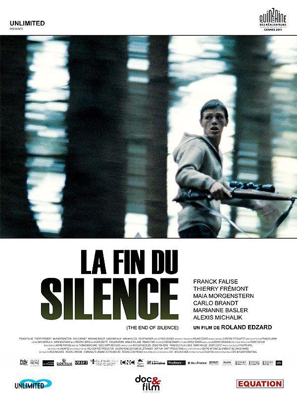 La Fin du silence: la locandina del film