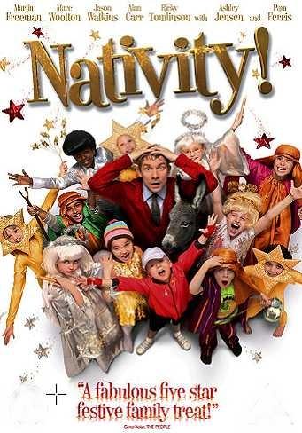 Nativity - La recita di Natale: la locandina del film