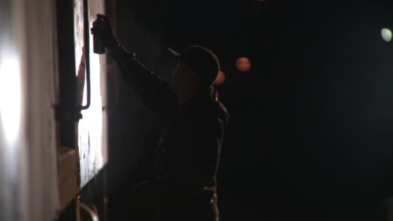 Una scena tratta dal film drammatico Bad Posture