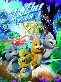 Zhu Zhu Pets - Alla ricerca di Zhu: la locandina del film