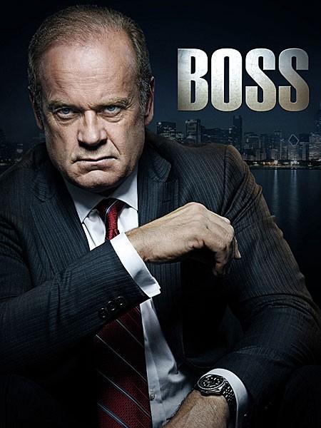La locandina di Boss