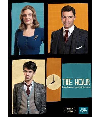 La locandina di The Hour