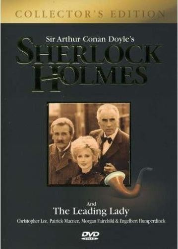 Sherlock Holmes and the Leading Lady: la locandina del film